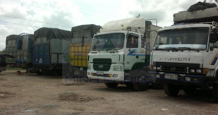 Cho thuê xe tải đường dài