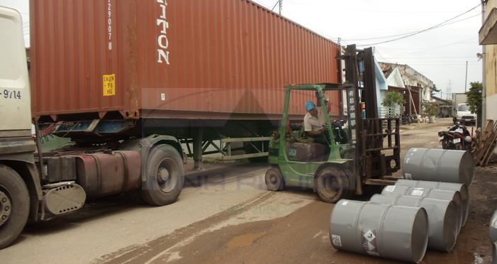 Vận chuyển container và hàng nhỏ lẻ quốc tế